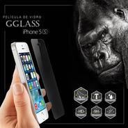 Película De Vidro Para Apple iPhone 5, 5c E 5s Gglass