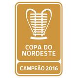 Patch Santa Cruz Campeão Copa Nordeste 2016