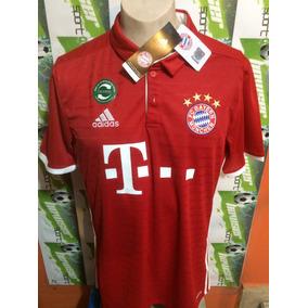 Jersey adidas Bayern Munich De Alemania 100%original 2017