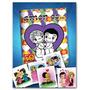 Barajitas Stickers Detalladas Amor Es... Panini