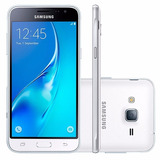 Samsung Galaxy J3 2016 Sm J320m 5 8gb 4g Branco Vitrine