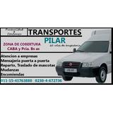 Mini Fletes Pilar / Transportes-mudanzas-mensajeria-empresas
