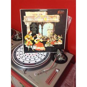 Mandolin - Clasica - Acetato Vinyl, Lp