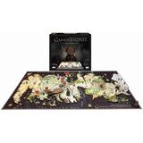 Rompecabezas 4d Game Of Thrones Westeros 1400 Pz Tronos Hbo