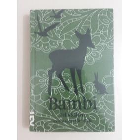 Livro Bambi - Cosac Naify Novo E Lacrado