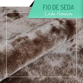 Tapete Shaggy Fio De Seda 2x2.5m Premium 40mm 12x Sem Juros