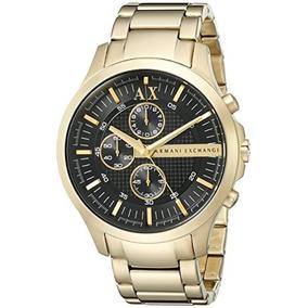 Reloj de oro hombre armani