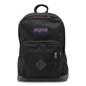 Mochila Jansport City Scout Black Js00 T29a008