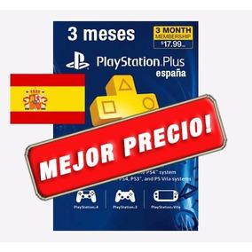 Tarjeta plus ps4 playstation 4 ps4 en mercado libre uruguay - Psn plus 3 meses ...