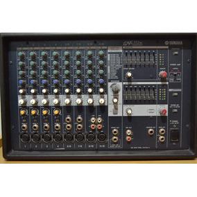 Consola Yamaha Amplificada Emx352sc