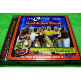 Eam Cd Funk & Axe Music Cafe Con Leche Furacao Familia Abada
