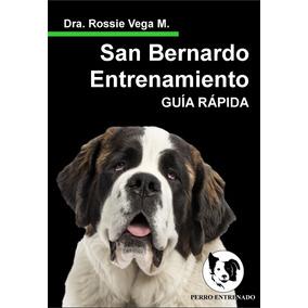 Perro San Bernardo Educacion Canina Libros