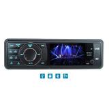 Radio Veicular Tela Lcd 3 Entrad Fm/usb/aux/sd/bluetooth
