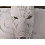 Máscara Jhin El Vituoso League Of Legends- Cosplay Halloween