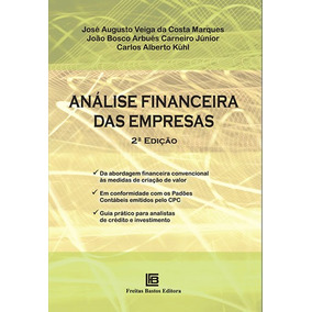 Analise Financeira Das Empresas