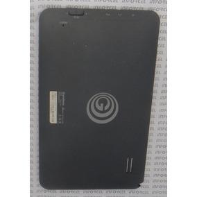 Tampa Traseira Tablet Gradiente Tb702 Original Nova
