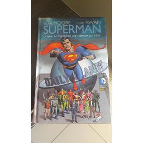 Superman Que Aconteceu Ao Homem De Aço Alan Moore Lacrado