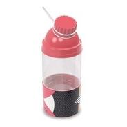 Garrafa Água Suco Plast. C/ Compart. - P7877