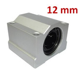 Rodamiento Chumacera Lineal 12mm Sc12uu Scs12uu Cnc Impresor