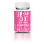 New Hair Caps - Tratamento 30 Dias