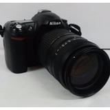 Cámara Profesional Nikon Modelo D50