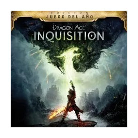 Dragon Age Inquisition Edición Juego Del Año Ps4 Digital