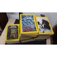 Revista National Geographic Español E Ingles 70 80 90 00 10