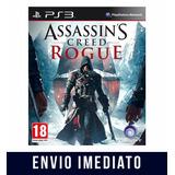 Assassins Creed Rogue Ps3 Psn