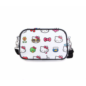 Hello Kitty Bolsa Crossbody Colección Emoji Sanrio Original