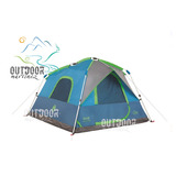 Carpa Coleman Signal Mountain Instant Tent 4 Pers. Montaña