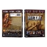 Dvd Metal - Uma Jornada Pelo Mundo Do Heavy Metal - Lacrado
