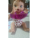 Fralda Ecológica /calça Plástica / Enxuta Para Baby Alive