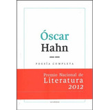 Poesía Completa; Oscar Hahn
