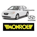 Amortiguador Trasero Gas Hyundai Elantra 2001/2012