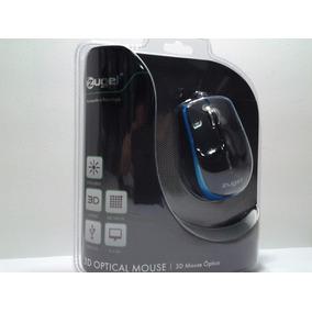 Mouse Zuget-905 Azul 3d Puerto Usb