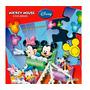 Libro Rompecabezas Mickey Y Sus Amigos Disney