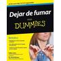 Dejar De Fumar Para Dummies Libro Digital