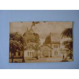 Cartão Postal Antigo - P / B - Congonhas - Minas Gerais
