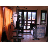 Estação De Musculação X-press Pro Bodycraft Com Leg Press