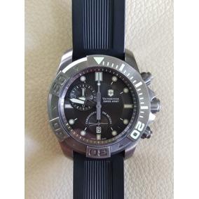 Reloj Victorinox Dive Master 500 Crono Gunmetal