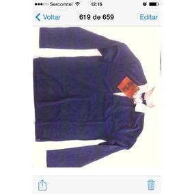 3eeb3c2eb2 Saquinho Side Walk - Camisa Pólo Masculinas no Mercado Livre Brasil