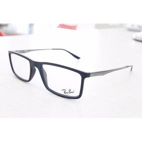 59650d623f243 Armação Óculos Masculino Ray-ban Rb 7026l 5412 Original. R  249