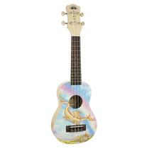 Ukulele Luna Ar2 Uke Soprano Guitarra Instrumento Dragon
