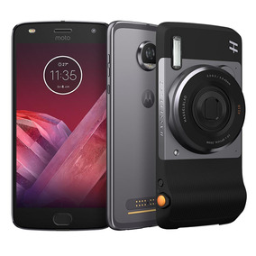 Smartphone Moto Z² Play Hasselblad True Platinum 12mp