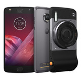 Smartphone Moto Z² Play Hasselblad True Platinum 12mp