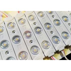 Modulos 2835 Blanco Frío Ip65 L Exterior 12v Ideal Cartel