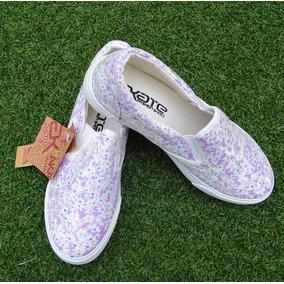 Zapatos Slip On Para Mujer