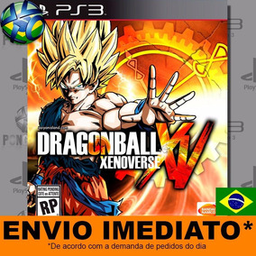 Dragon Ball Xenoverse - Ps3 - Leg Português - Código Psn