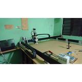 Cncrouter + Spindle 2hp + 130x130x6cm + Sistema De Varillas