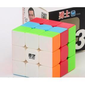 Cubo Mágico Profissional 3x3x3 Warrior W